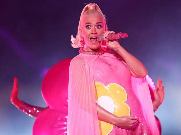 Katy Perry Berharap Anak Pertamanya Perempuan
