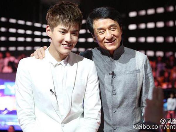 Konflik dengan SM Belum Berakhir, Kris Wu Kini Gabung ke Agensi Jackie Chan!