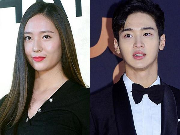 Krystal f(x) dan Jang Dong Yoon Dipastikan Bintangi Drama Baru OCN Tentang Militer