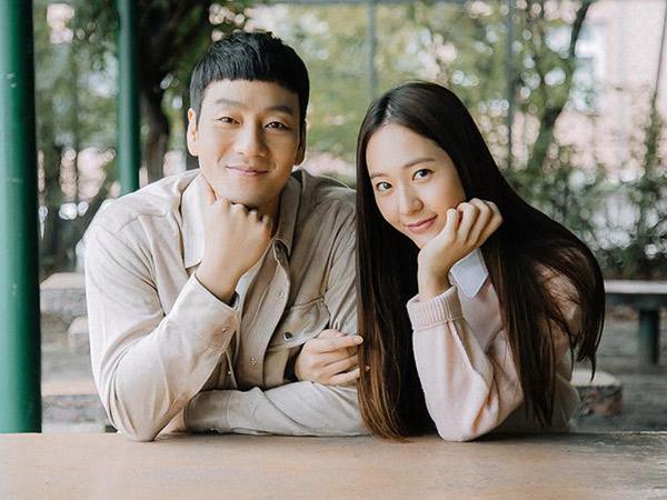 Cerita Krystal f(x) Tentang Adegan Ciumannya dengan Aktor Park Hae Soo