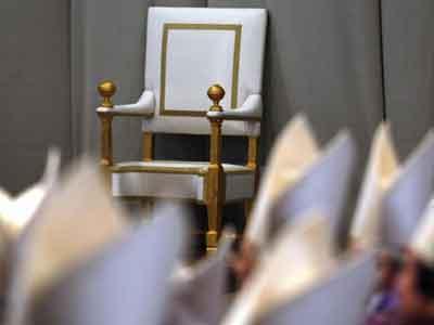 Gereja Katolik Bersiap Masuki Masa Sede Vacante