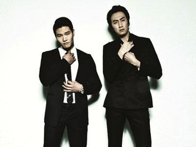 Lee Kwang Soo Adukan Kim Jong Kook Kepada Ayahnya di Running Man