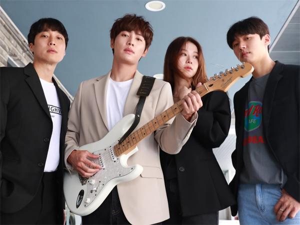 Kwon Hwa Woon Unjuk Karisma Pentolan Band Indie di 'Check Out the Event'