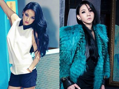 Wow, Lee Hyori dan CL 2NE1 akan Kolaborasi di SBS 'Gayo Awards 2013'!