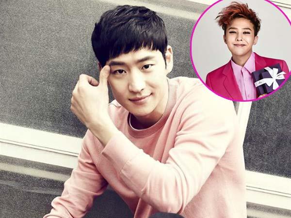 Ketemu di 'Infinity Challange', Aktor Lee Je Hoon Kegirangan Ketemu G-Dragon?
