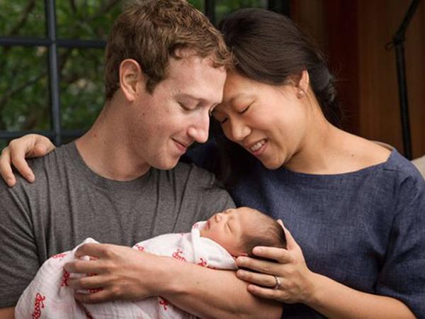 Resmi Jadi Ayah, Mark Zuckerberg Beri Saham Senilai Rp 618 Triliun untuk Amal