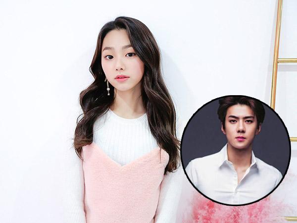 Mina gugudan Dikonfirmasi Jadi Pasangan Sehun EXO di Film Debut Aktingnya