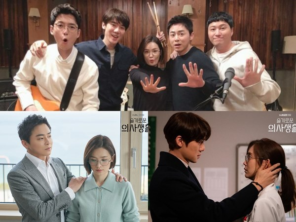 5 Momen Drama Hospital Playlist yang Tak Terlupakan (Part 2)