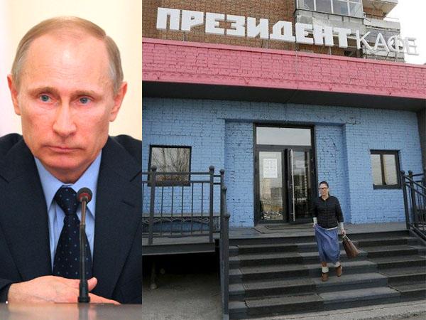 Usung Nasionalisme, Kafe Ini Bertemakan Presiden Vladimir Putin!