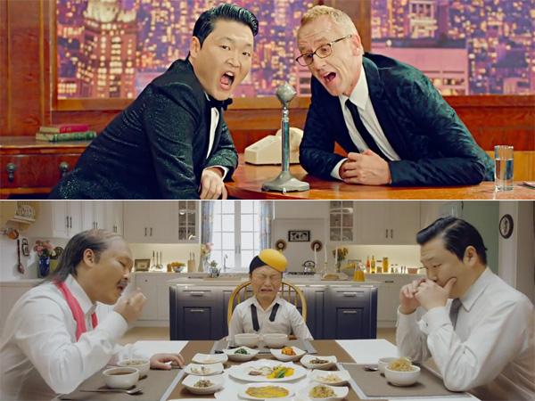 Gaet CL Hingga Ed Sheeran, Psy Kembali Hadirkan Aksi Komedi di 2 MV Comebacknya!