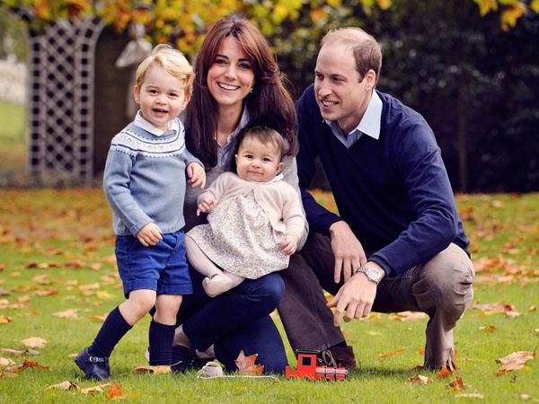 Ini Perasaan Pangeran William Setelah Dirinya Menjadi Ayah George dan Charlotte