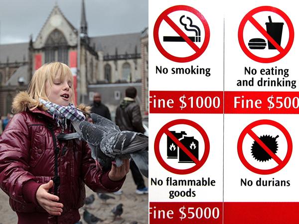 Duh, Aneh-Aneh Saja Peraturan di 6 Negara Ini!