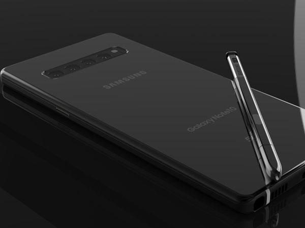 Rumor Terbaru Sebut Samsung Galaxy Note 10 Tak Punya Tombol Fisik Sama Sekali