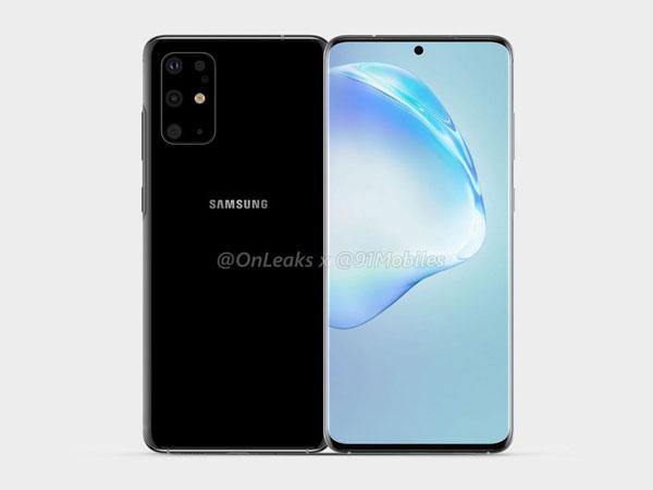 Bocoran Terbaru Sebut Samsung Galaxy S11 Punya 5 Kamera Belakang