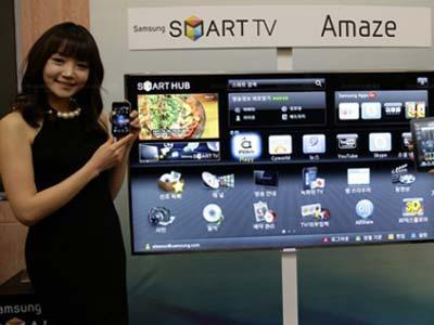 Samsung Garap TV Revolusioner Untuk Ajang CES 2013