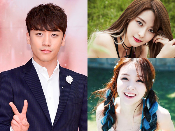 Comeback Variety Show, Seungri Big Bang 'Gandeng' Dua Wanita Ini ke 'Flower Crew'!