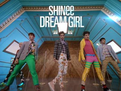 SM Entertainment Tanggapi Tuduhan Plagiat untuk Lagu Dream Girl SHINee