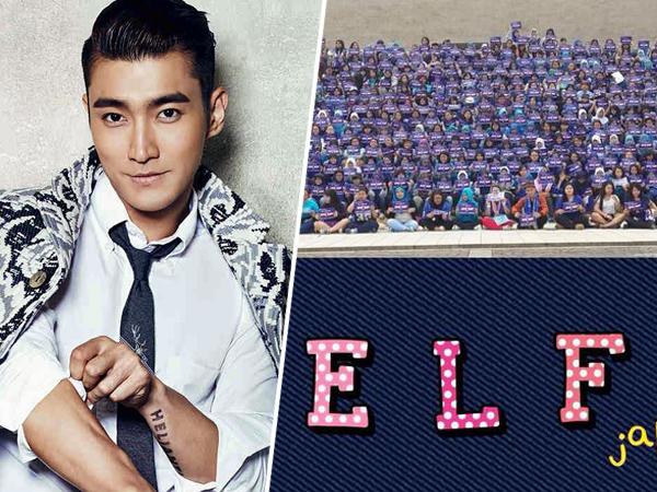 Siwon Super Junior Unggah Ucapan #9YearsWithSuperJunior Dari Fans Indonesia