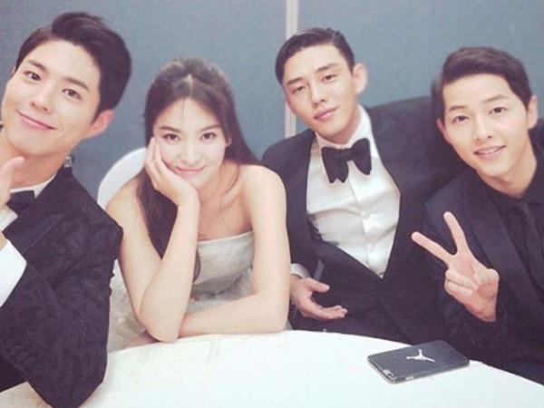 Song Joong Ki Terseret Skandal Yoochun JYJ, Ini Tanggapan Agensi Song Hye Kyo dan Yoo Ah In
