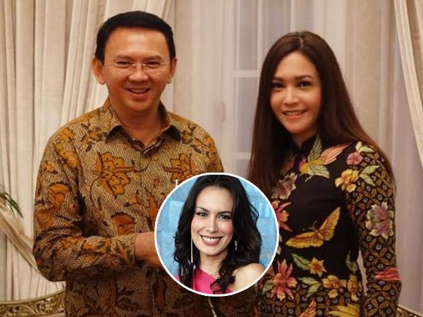 Partai Tunjuk Sophia Latjuba Jadi Jubir Kampanye, Ahok Malah Inginkan Maia Estianty?