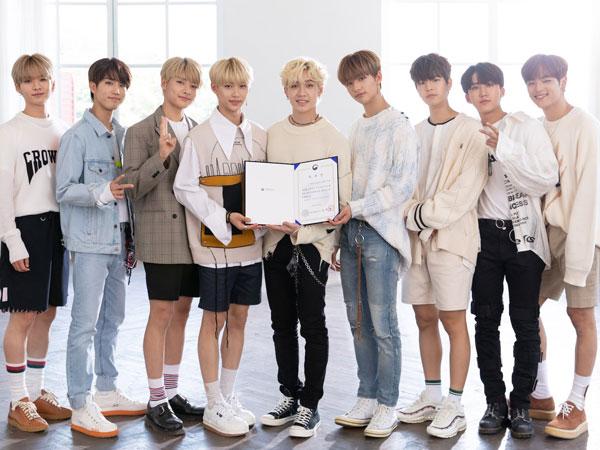 Stray Kids Jadi Grup Pertama yang Ditunjuk Jadi Duta Kehormatan Layanan Informasi dan Budaya Korea