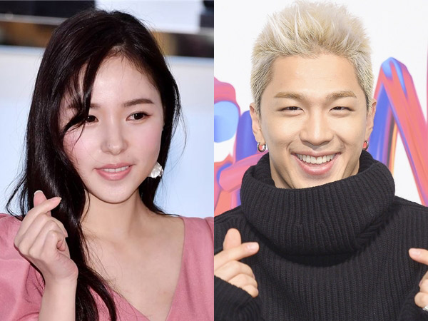 Min Hyo Rin Angkat Bicara Soal Rumor Putus Hingga Rencana Menikah dengan Taeyang