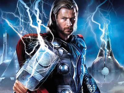 Chris Anggap Thor 2 Lebih Nyata