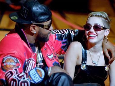 Terlalu Akrab, Mungkinkah Miley Cyrus Pacari Sang Produser?