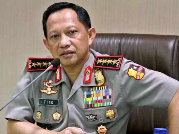Kata Tito Karnavian Soal Bom Kampung Melayu Disebut Rekayasa Polisi Belaka