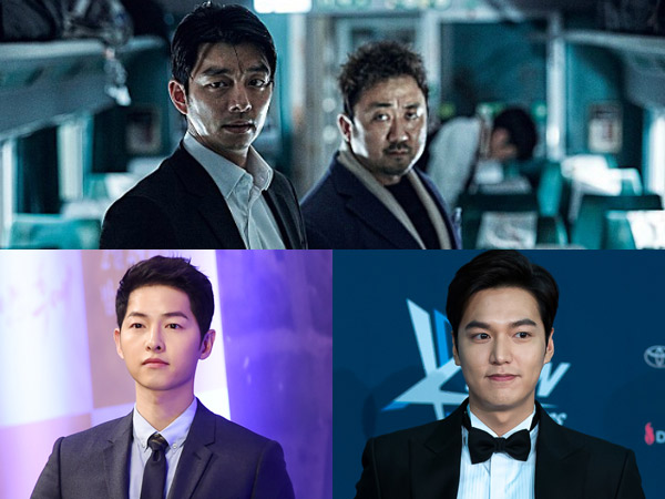 Rumor Song Joong Ki-Lee Min Ho Gabung Makin Kuat, Inikah Cerita Baru 'Train to Busan 2'?