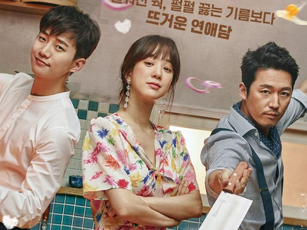 Rekomendasi Pemain Utama, Ini 3 Alasan Kamu Harus Nonton Drama Baru SBS 'Wok of Love'