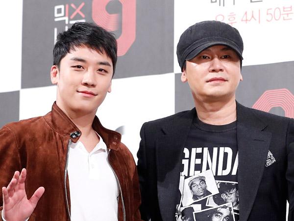 Resmi Dicekal ke Luar Negeri, Yang Hyun Suk dan Seungri Akan Segera Diperiksa Polisi
