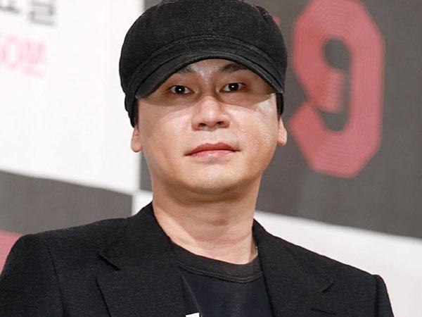 Yang Hyun Suk Ungkap Mengapa Artis YG Entertainment Rutin Lakukan Tes Narkoba