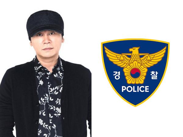 'A' Melaporkan Dugaan Keterlibatan YG Entertainment dan Polisi Atas Kasus B.I dan Narkoba Ilegal