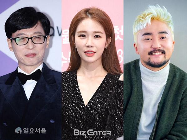 Yoo Jae Suk Hingga Yoo In Na Beri Sumbangan untuk Korban Banjir Korea