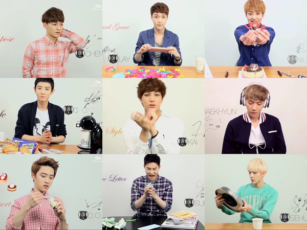 EXO Unjukan Rasa Kasih Sayang untuk EXO-L Lewat Video 'Eye Contact with EXO'!