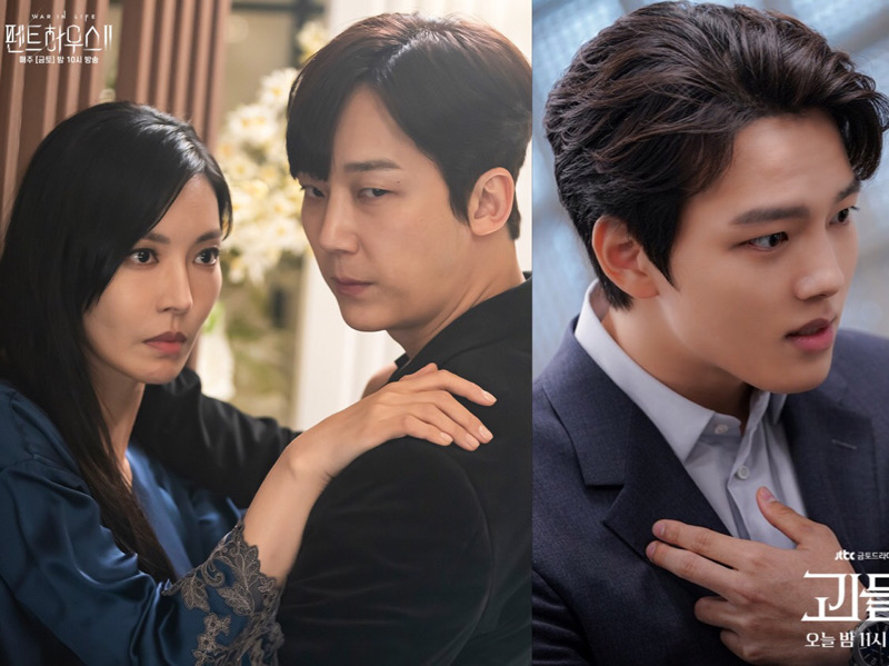 Rating Drama Korea Jumat - Sabtu: Penthouse 2 No. 1 dengan Rekor Baru