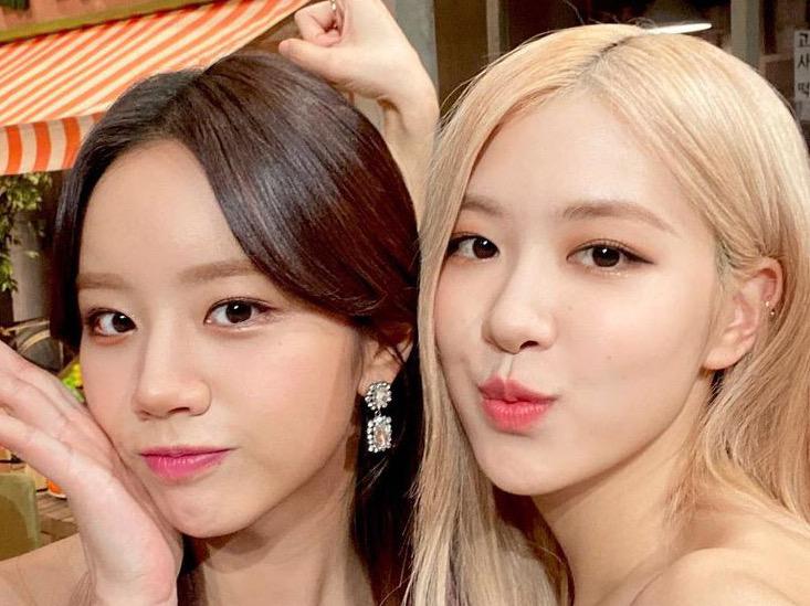Hyeri Temani Rose BLACKPINK Jadi Bintang Tamu Variety Knowing Brothers