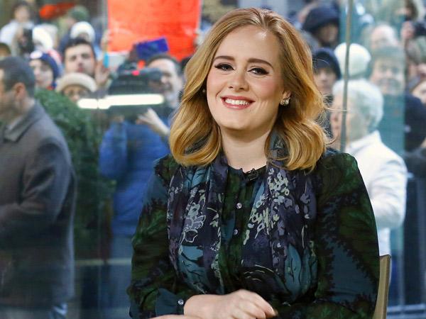 Gelar Konser, Adele Dedikasikan Pertunjukannya untuk Brangelina