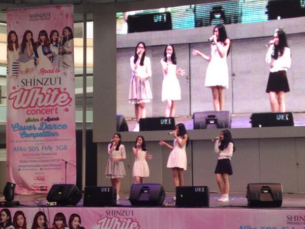 Road to Shinzui White Concert Juga Hadirkan Artis Top Ibu Kota!