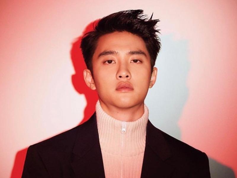 Selain Film, D.O EXO Juga Berencana Ambil Kursus Ini Jelang Rilis Album Solo