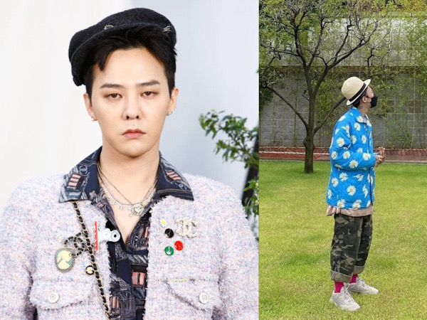 Gaya Nyentrik G-Dragon 'Nabrak' Musim Panas Tuai Beragam Komentar