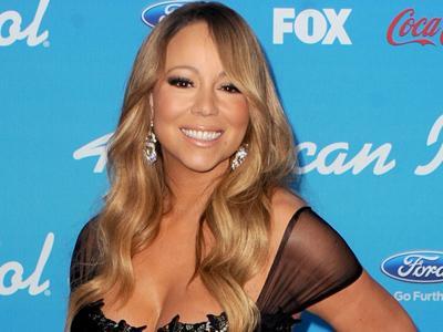 Syuting Video Musik, Mariah Carey Cedera!