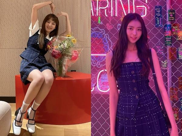 Seulgi Red Velvet dan Lim Nayoung Pakai Vest Top Kembar, Sama-Sama Cantik