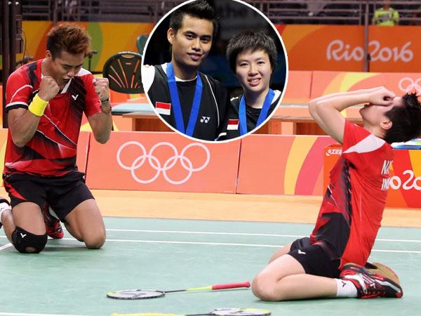 Tampil Memukau, Tontowi-Liliyana Sukses Raih Medali Emas Pertama RI di Olimpiade Rio!