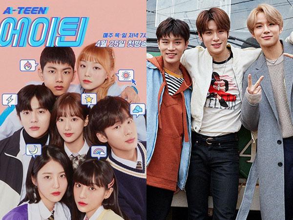 Nama Karakter Web Drama 'A-Teen 2' Ternyata Terinspirasi dari Member NCT Ini