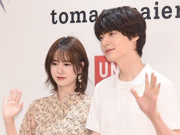 HB Entertaiment Benarkan Ahn Jae Hyun dan Goo Hye Sun Sepakat Cerai