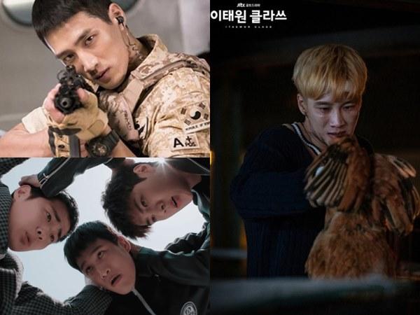 Ada Itaewon Class, Ini 5 Drama Korea Terbaik Ahn Bo Hyun