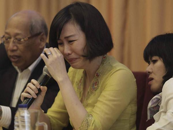Adik Ahok Konfirmasi Orang Ketiga Dalam Pernikahan Sering Ketahuan: Kok Tega Ya Veronica