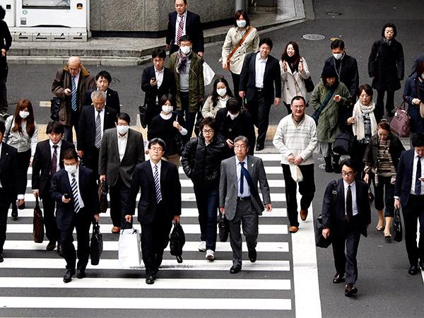 Tingkat Bunuh Diri di Kalangan Pria Jepang Meningkat Selama Pandemi Corona